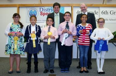 Fourth Grade Finalists