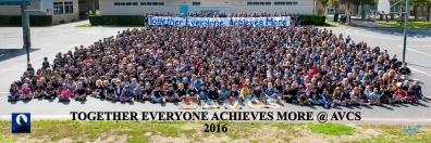 Arroyo Vista students, teachers, administrators deserve high praise.
